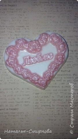 Хочу показать Вам немножко мыла, которое делала  к 8 Марта и ко Дню Валентина фото 20