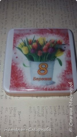 Хочу показать Вам немножко мыла, которое делала  к 8 Марта и ко Дню Валентина фото 19