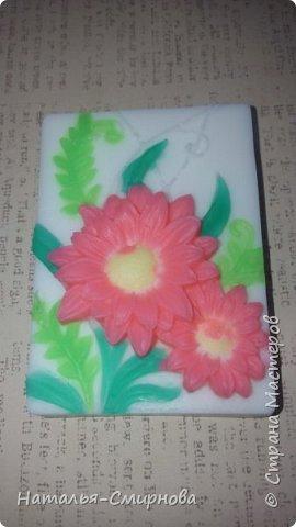 Хочу показать Вам немножко мыла, которое делала  к 8 Марта и ко Дню Валентина фото 3