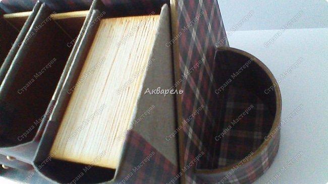 Еще сделала блокнотиков, чуть-чуть.... Блокноты маленькие, делать их удобно и не сложно.  фото 27