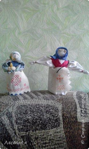 Куколки-обереги