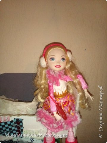 Всем привет! У меня , 22 марта был день рождения. Мне подарили три куклы. Теперь нужна ваша помощь. Как мне их назвать? фото 1