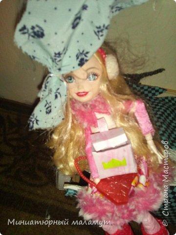 Всем привет! У меня , 22 марта был день рождения. Мне подарили три куклы. Теперь нужна ваша помощь. Как мне их назвать? фото 2