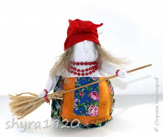 """Эту бабу Ягу так же делала по МК Натальи """"Ликма"""" на пластиковой бутылке. фото 4"""