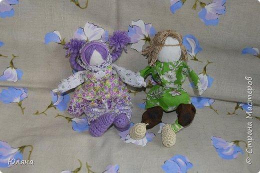 немного моих куколок фото 2