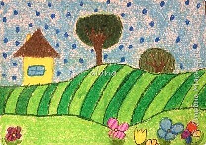 Всем, всем доброго дня!  Хочу поделиться с вами яркими цветами, оптимистичным настроением наших новых работ фото 4