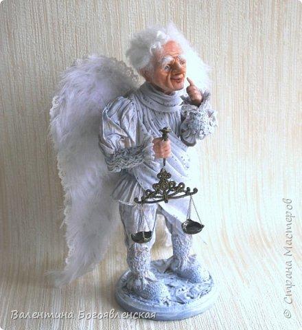 Вот этот ангел у меня родился, когда я нашла стихи Галина Воленберг.............. Как-то сразу сложился образ !!!! .... На ваш суд... фото 2