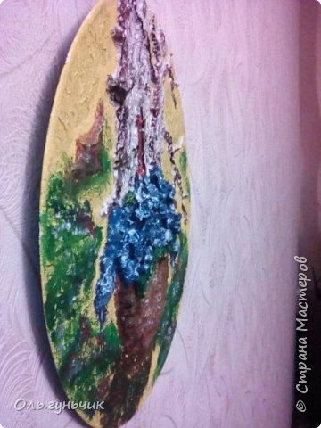 Всем привет!  И снова я с поделками для дачи))) На этот раз пано-картины из папьешки. фото 6