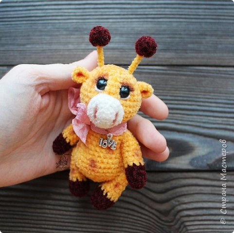 Маленький жирафик фото 1