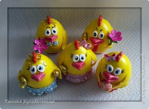 Красим яйца яркой краской, К празднику Христовой Пасхи, Дружно испекли в печи Кексы , булки, куличи! (Т. Шемякина) фото 1