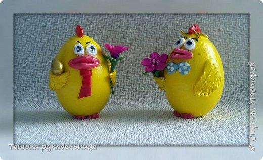 Красим яйца яркой краской, К празднику Христовой Пасхи, Дружно испекли в печи Кексы , булки, куличи! (Т. Шемякина) фото 9