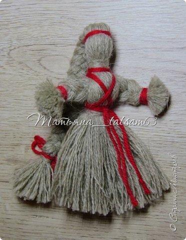 Появились у меня недавно новые веревочные куклы из пряжи, вот и решила их показать, а заодно и старые. фото 22