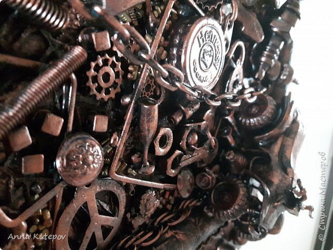 Ключница. Подарок молодому мужчине, любителю машин. фото 8