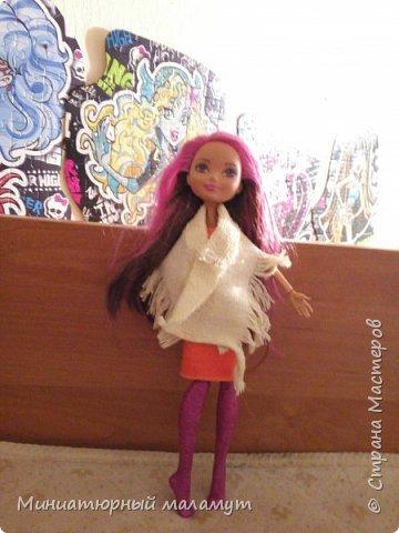 Привет! Я сдаю работу на конкурс кукольная мода. Простите что нет обуви -так и не научилась её делать. Но зато будет фотоистория. фото 1