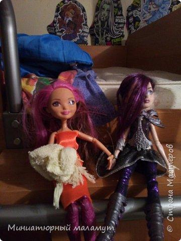 Привет! Я сдаю работу на конкурс кукольная мода. Простите что нет обуви -так и не научилась её делать. Но зато будет фотоистория. фото 6