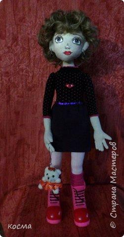 Всем доброго дня. Дорогие мастерицы, представляю Вашему вниманию- куклу Катерину. фото 1