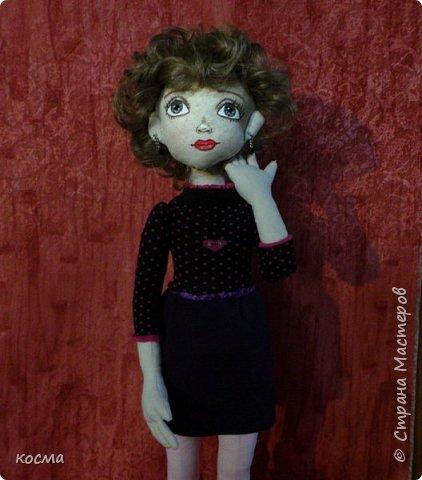 Всем доброго дня. Дорогие мастерицы, представляю Вашему вниманию- куклу Катерину. фото 3