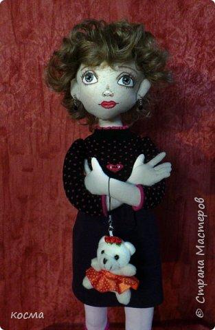 Всем доброго дня. Дорогие мастерицы, представляю Вашему вниманию- куклу Катерину. фото 6