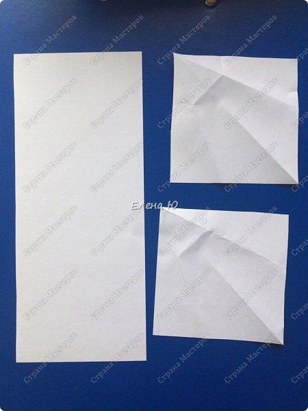 Космонавт складывается из 3 классических двухтрубных пароходов-оригами  фото 13
