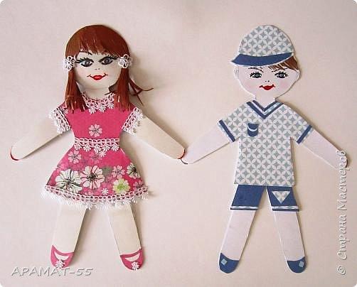 А вот и мои куколки спешат в хоровод. фото 1