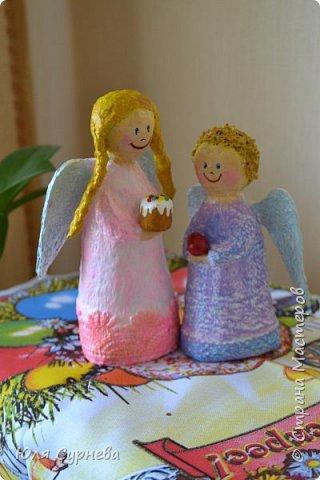 Ангелочки делались по этому МК https://stranamasterov.ru/node/1089333?tid=561 фото 3