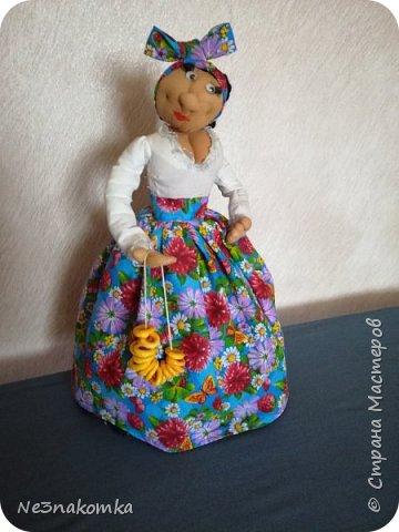 Кукла на заварник