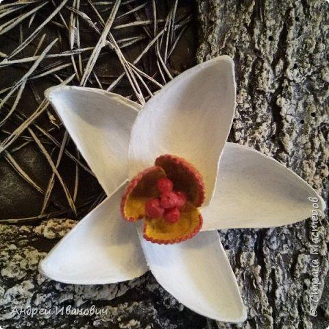 Панно Нарциссы в лесу фото 5
