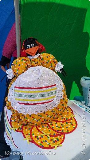 Вчера в нашей родной Югре был национальный праздник хантов - вороний день. Это праздник встречи весны. Счтается, что ворона одна из первых птиц прилетает в наши края и приносит на своём хвосте весну. По этому случаю в национальном центре были праздничные гуляния, на которых нам посчастливилось побывать. фото 14