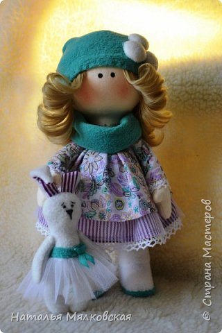 Интерьерные куклы фото 1