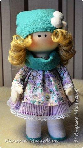 Интерьерные куклы фото 2