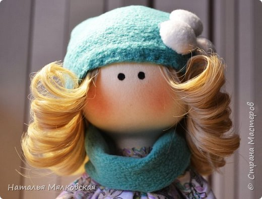 Интерьерные куклы фото 3