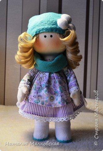 Интерьерные куклы фото 4