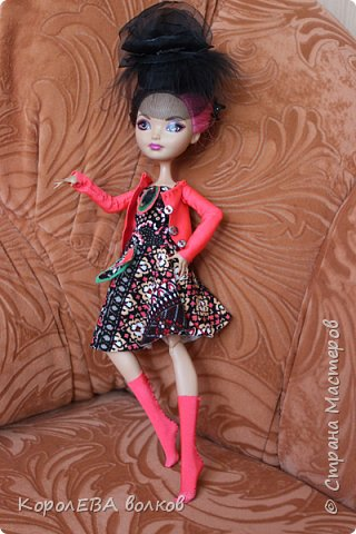 """""""Привет всем! Я-Брайер Бьюти, собираюсь пойти на прогулку в новом модном наряде. фото 1"""