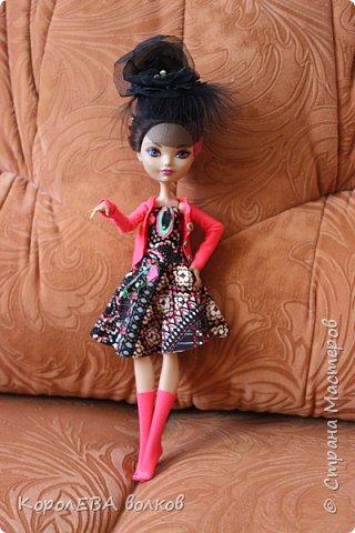"""""""Привет всем! Я-Брайер Бьюти, собираюсь пойти на прогулку в новом модном наряде. фото 2"""