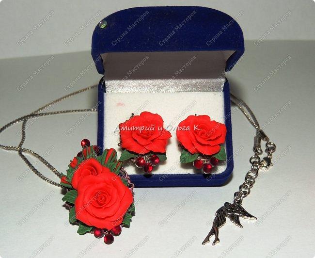 """Набор """"Красные розы"""" Активно комментируем! фото 1"""