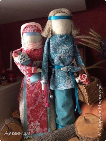 """Кукла """"Двойная прибыль для купцов"""" фото 6"""