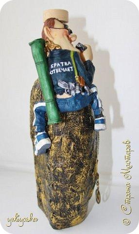 Наша денежная бутылочка, спасибо всем мастерицам за вдохновение..... фото 3