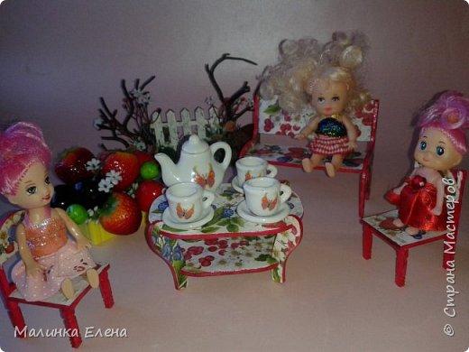 Мебель для кукол фото 1