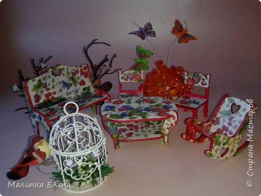 Мебель для кукол фото 2