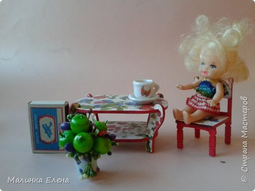 Мебель для кукол фото 5