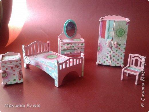 Для Пупсиков  -  Спальня, прихожая и кое что еще)) фото 1