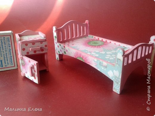 Для Пупсиков  -  Спальня, прихожая и кое что еще)) фото 3