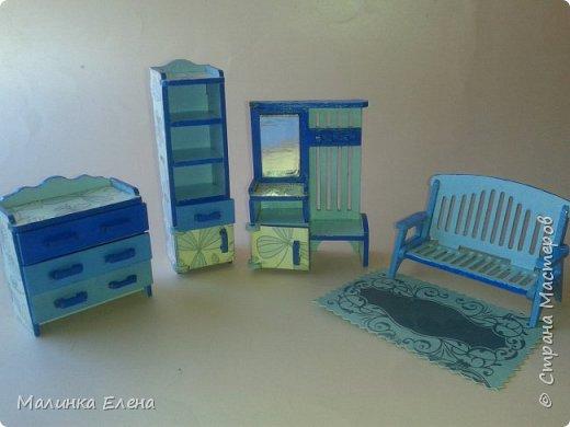 Для Пупсиков  -  Спальня, прихожая и кое что еще)) фото 4