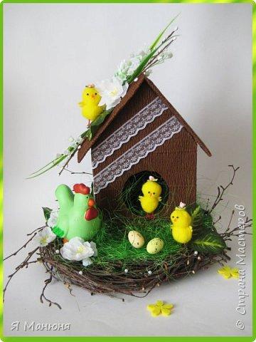 Приветствую всех мастеров и мастериц!Наступает самый светлый и чистый праздник-ПАСХА!Хочется пожелать всем мира в семье,добра в сердце и просто большого счастья!!!!! фото 3