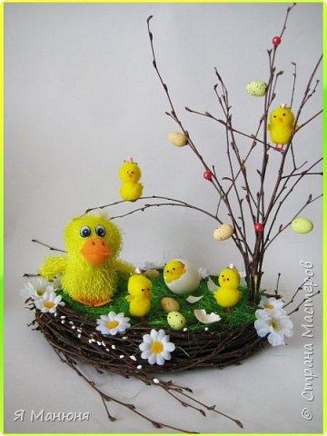 Приветствую всех мастеров и мастериц!Наступает самый светлый и чистый праздник-ПАСХА!Хочется пожелать всем мира в семье,добра в сердце и просто большого счастья!!!!! фото 4
