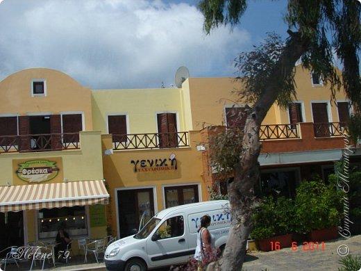 Здравствуйте, дорогие жители нашей прекрасной СМ! Приглашаю ВАС совершить  небольшое путешествие на греческий остров Санторини. фото 4