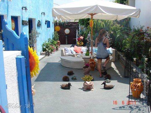 Здравствуйте, дорогие жители нашей прекрасной СМ! Приглашаю ВАС совершить  небольшое путешествие на греческий остров Санторини. фото 5