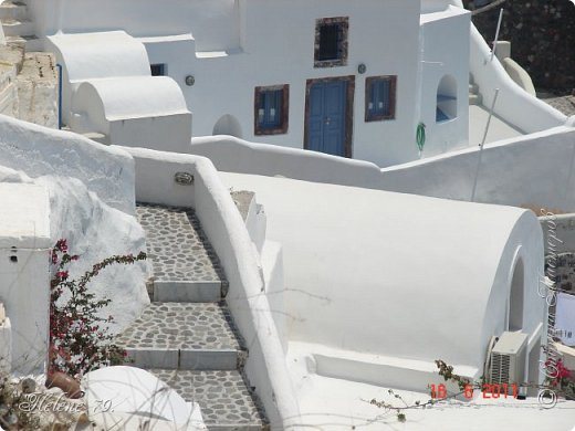 Здравствуйте, дорогие жители нашей прекрасной СМ! Приглашаю ВАС совершить  небольшое путешествие на греческий остров Санторини. фото 6
