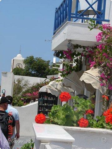 Здравствуйте, дорогие жители нашей прекрасной СМ! Приглашаю ВАС совершить  небольшое путешествие на греческий остров Санторини. фото 8