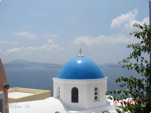 Здравствуйте, дорогие жители нашей прекрасной СМ! Приглашаю ВАС совершить  небольшое путешествие на греческий остров Санторини. фото 9